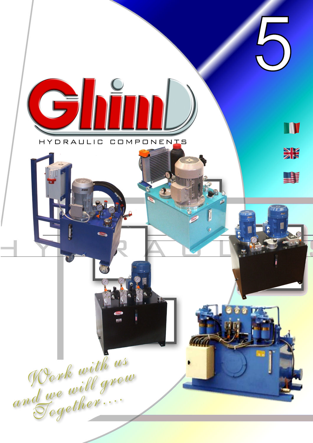 Hydraulic Units - Power Packs - GHIM Hydraulics